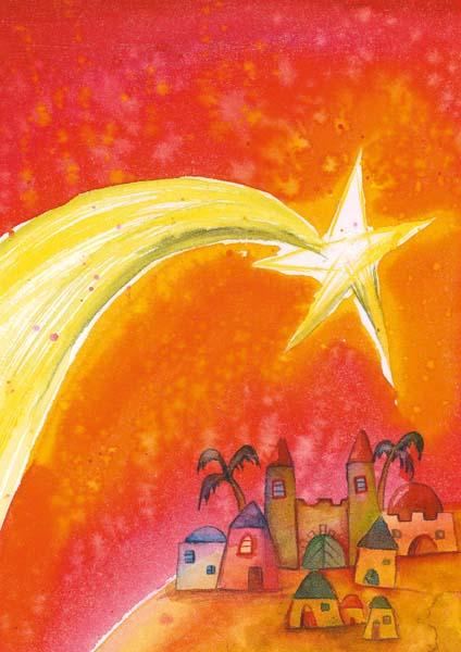 Edel-Kartenbox - Sterne des Herzens