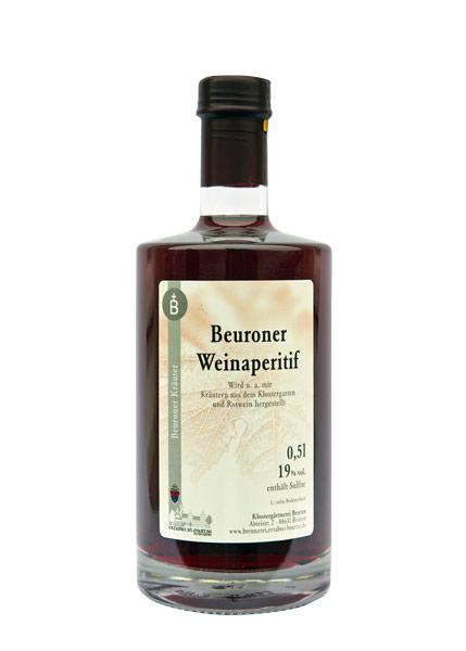 Beuroner Weinaperitif 0,5 ltr.