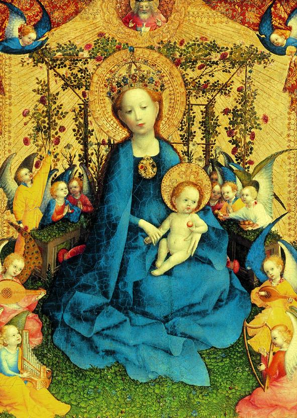 Maria Himmels Königin