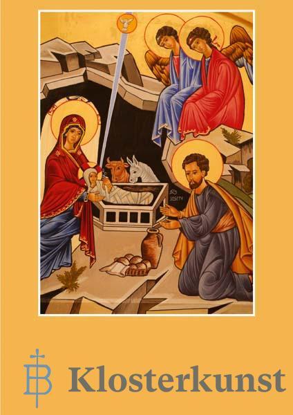 Pfarrbriefmantel - Die Geburt Christi