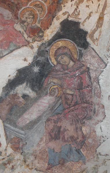 Bildchen - Christi Geburt