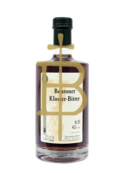 Beuroner Kloster-Bitter 0,5 ltr.