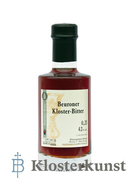 Beuroner Kloster-Bitter 0,2 ltr.