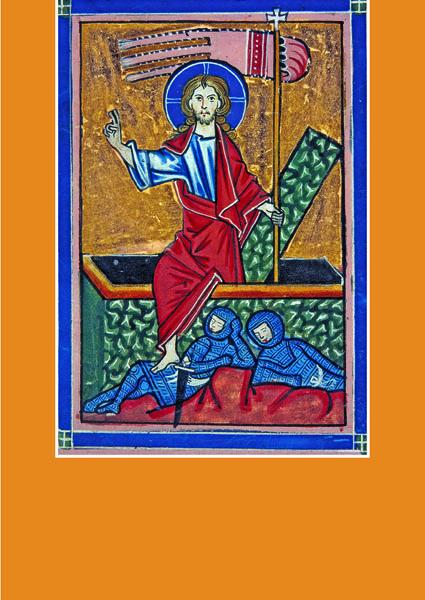 Pfarrbriefmantel - Auferstehung