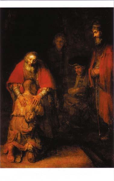 Bildchen - Der verlorene Sohn