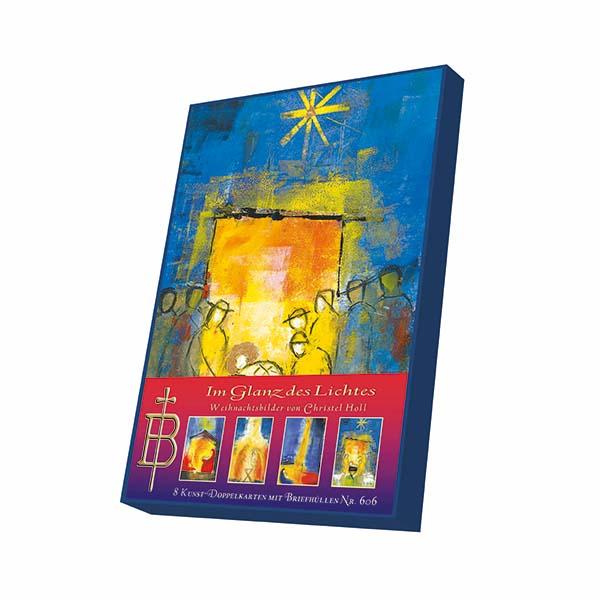 Kartenbox - Im Glanz des Lichtes