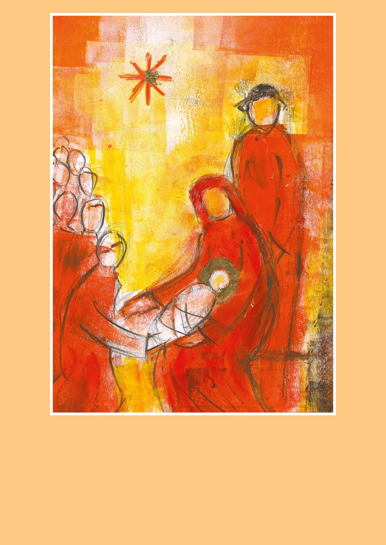 Pfarrbriefmantel - Gottes großes Geschenk
