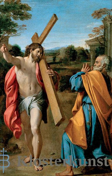 Bildchen - Christus erscheint