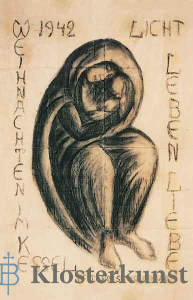 Bildchen - Stalingrad-Madonna
