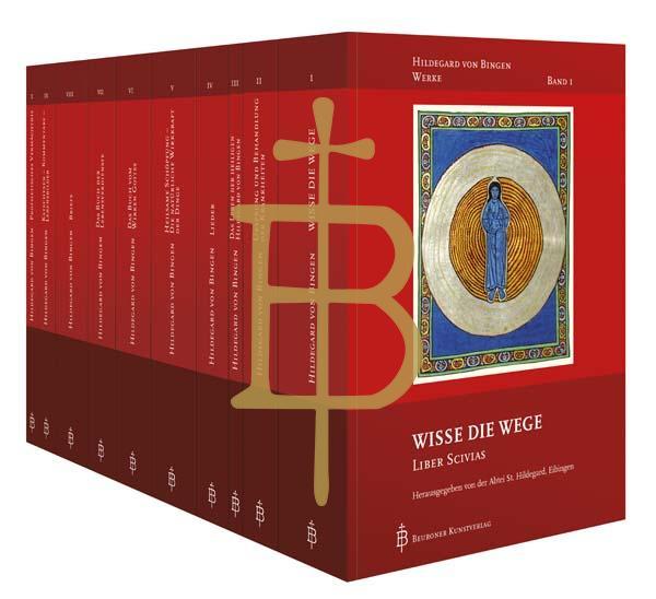 Hildegard von Bingen - Vollständige Werkausgabe