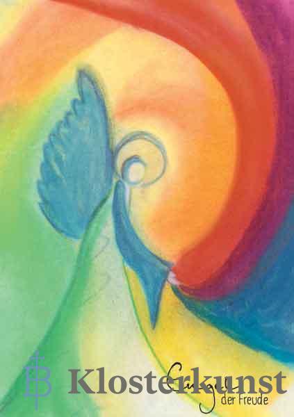 Klappkarte - Engel der Freude