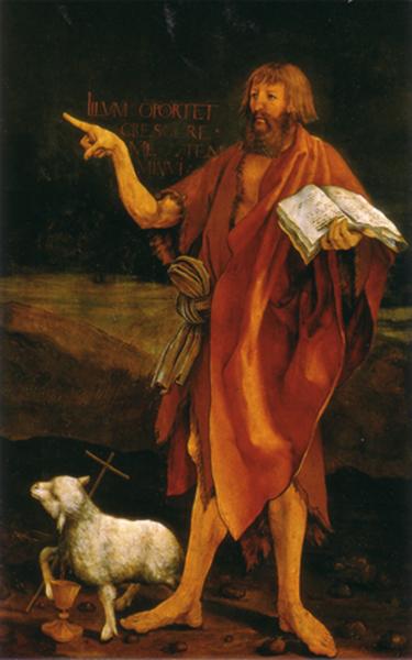 Bildchen - Johannes der Täufer