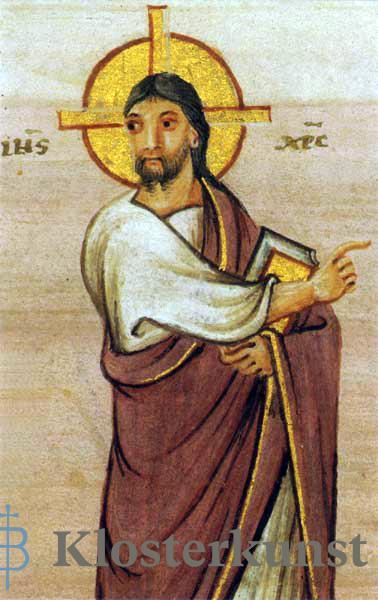 Bildchen - Christus der Herr