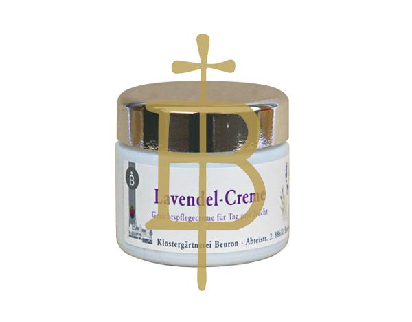 Creme: Lavendel-Creme