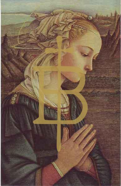 Bildchen - Madonna