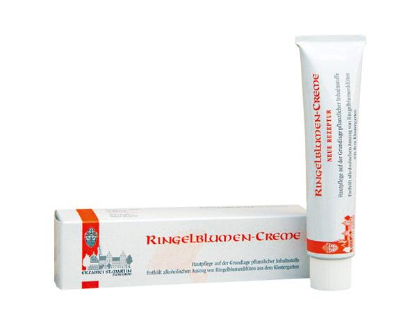 Creme: Ringelblumen-Creme, 50 g Tube