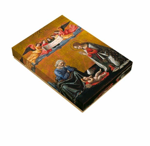 Edel-Kartenbox - Ein freudenreicher Tag