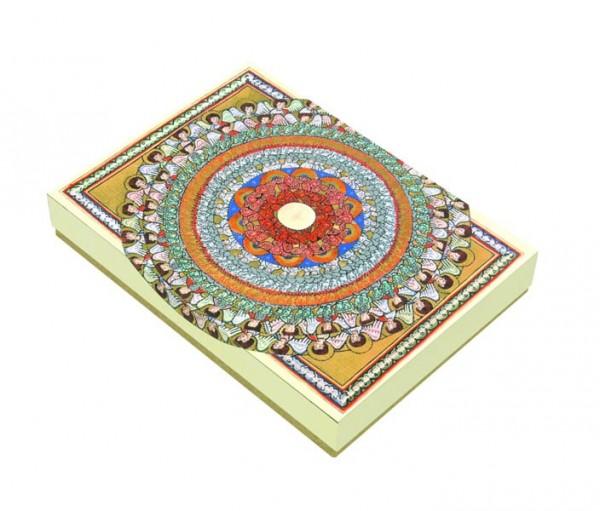 Premium-Kartenbox - Unendliches Licht - Hildegard von Bingens Visionen