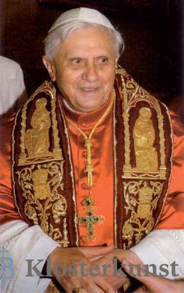 Bildchen - Papst Benedikt XVI.