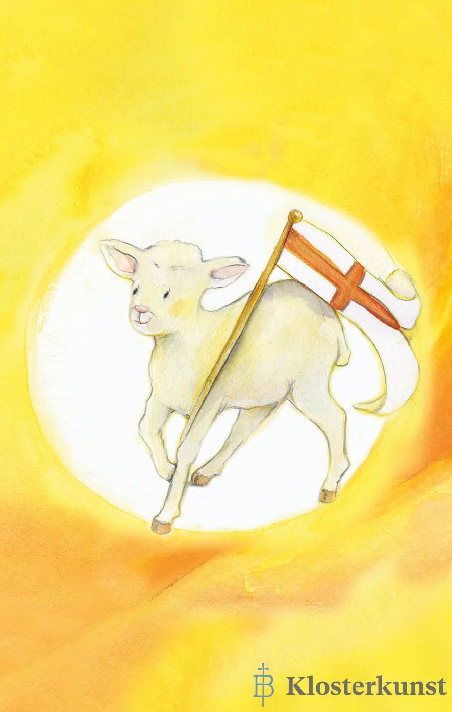 Bildchen - Das Lamm, das Leben bringt