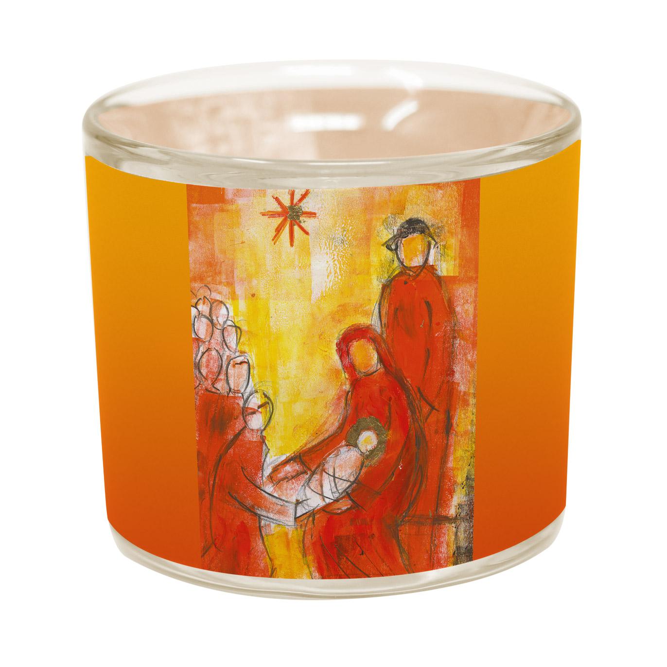 """Glaslicht - """"Gottes großes Geschenk"""""""