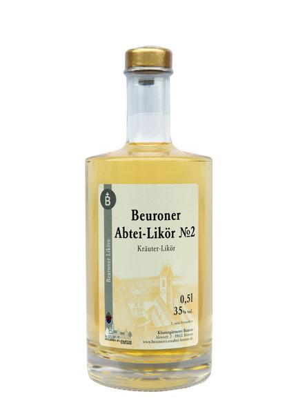 Likör: Beuroner Abtei-Likör No2