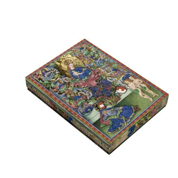 Premium-Kartenbox - Kostbare Miniaturen