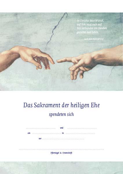 Ehe-Urkunde