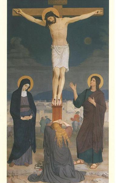 Bildchen - Kreuzigung