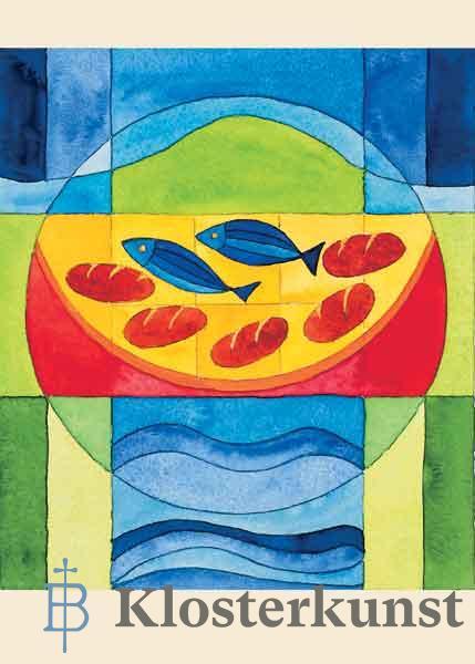 Bildchen - Brot und Fische