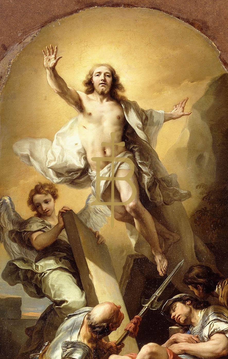 Bildchen - Die Auferstehung