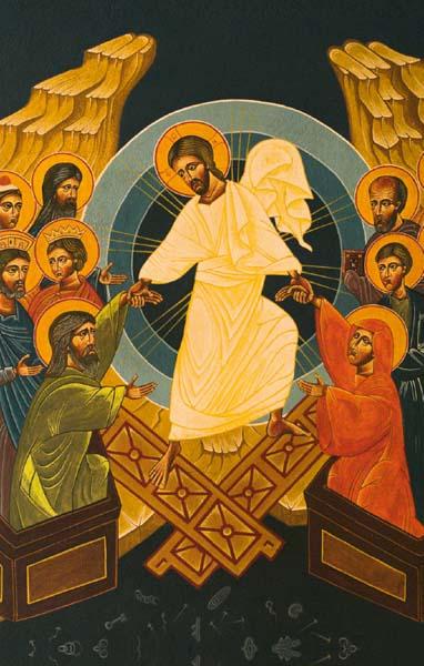 Bildchen - Auferstehung Christi