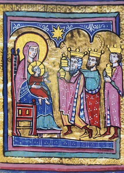 Anbetung der Könige